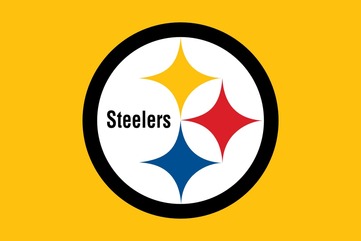 Divine image pertaining to printable steelers logo