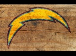 san diego chargers on wood 2560x1920