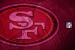 san francisco 49ers rough glow 6x4