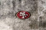 san francisco 49ers rust 6x4
