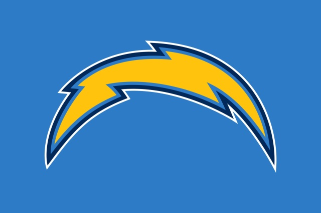 San Diego Chargers Bolt Logo