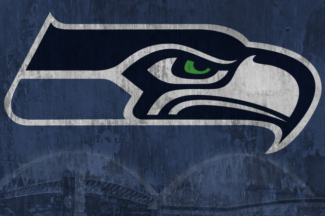seattle seahawks rough 6x4