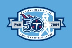 Tennessee Titans 50 6x4