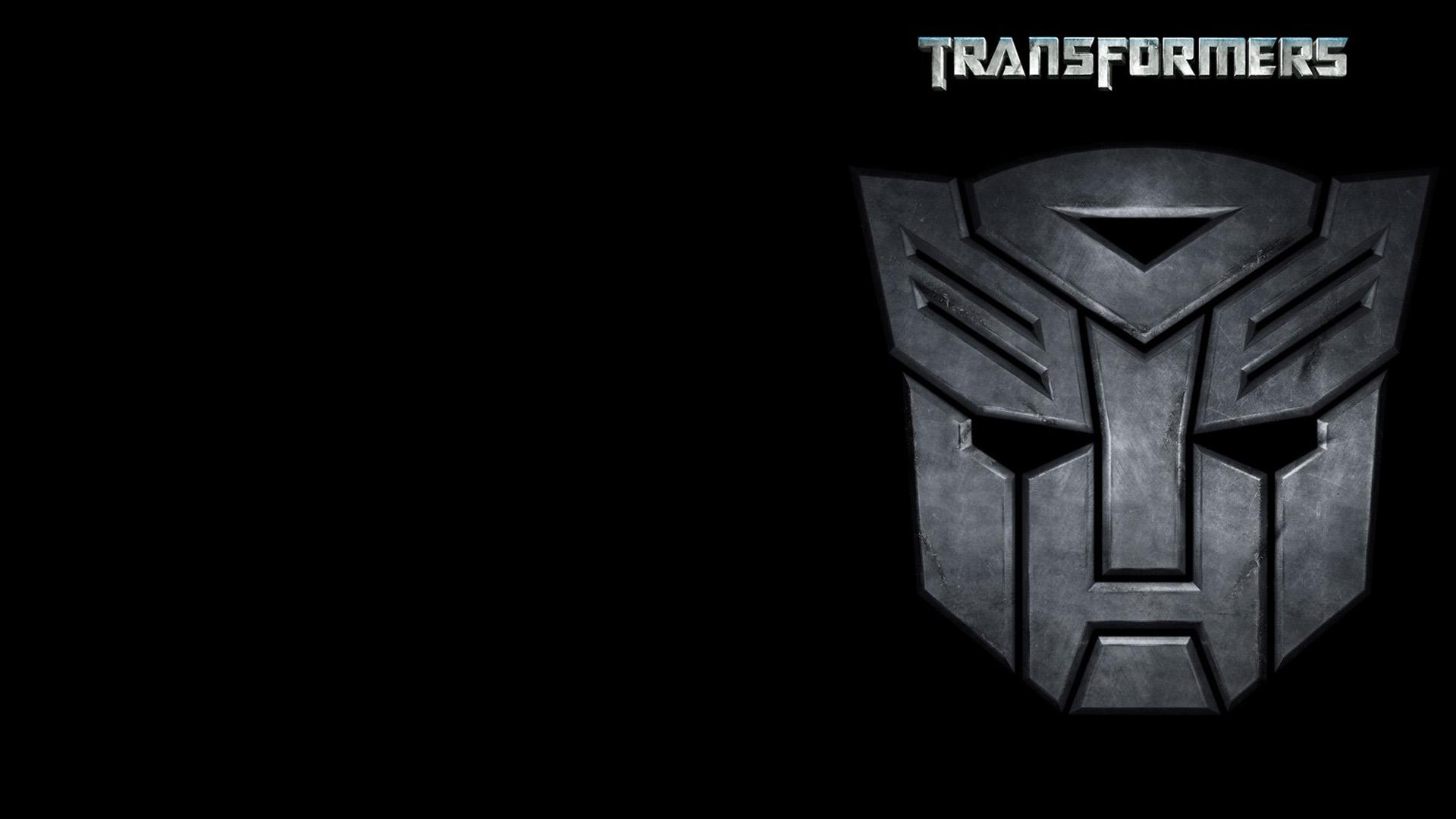 Wallpaper Transformers Logo