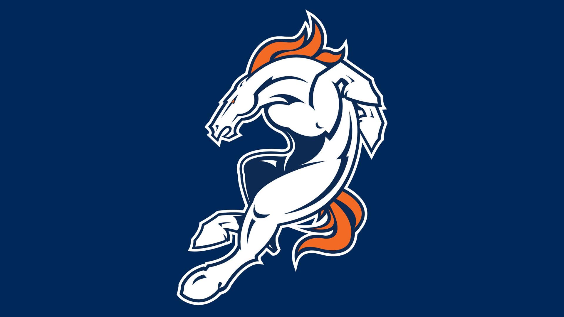 Broncos Horse