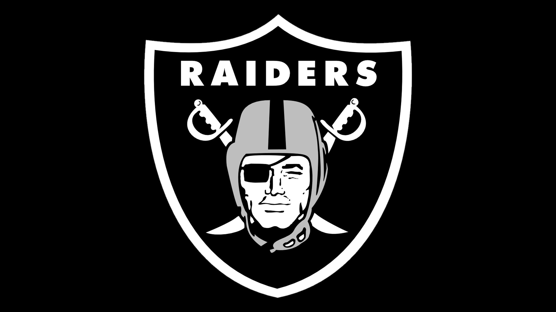 Oakland Raiders Logo wallpaper 1087