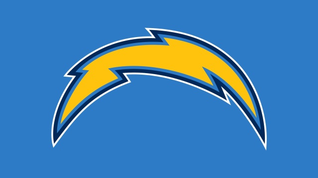 San Diego Chargers Bolt