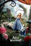 Alice in Wonderland Cover (12x18)