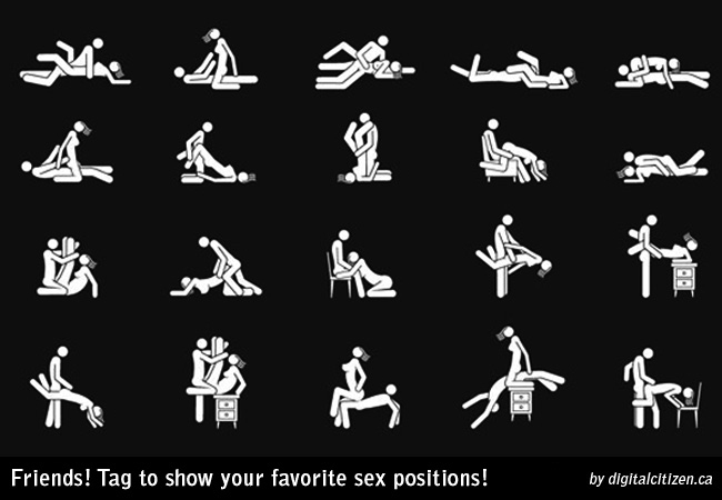 Nastiest sex positions