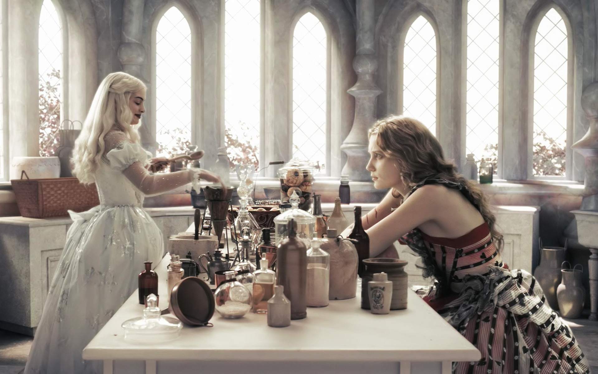 alice in wonderland movie wallpapers collection 7 (1920 x 1200