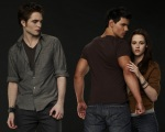 bella swan edward cullen jacob black studio 1280x1024