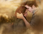 bella swan edward cullen kiss right 1280x1024