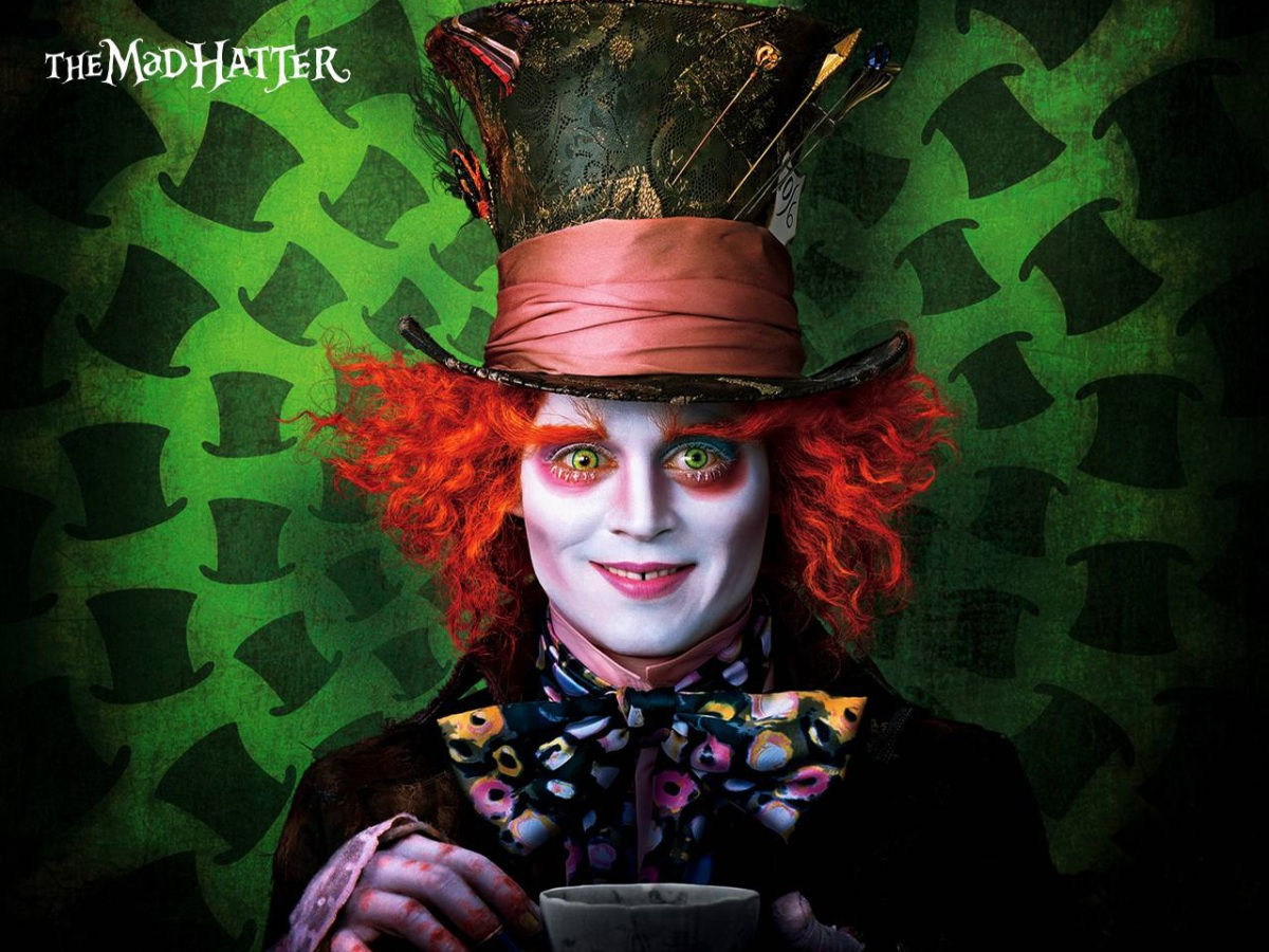 Mad Hatter Portrait 1280×960