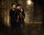 New Moon Poster Bella Edward Jacob 1280x1024