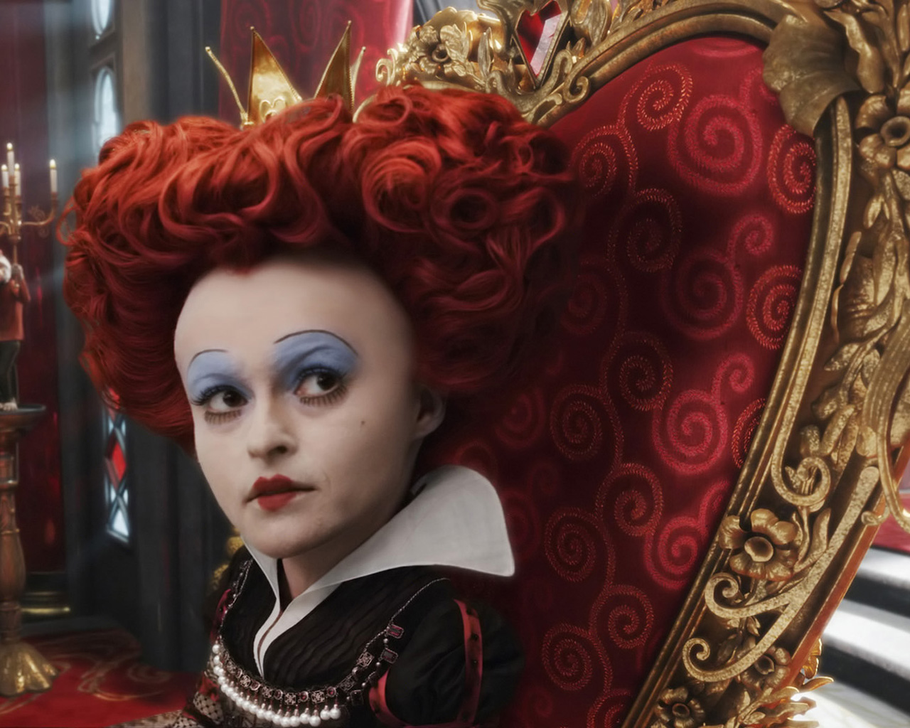 Alice In Wonderland Movie Wallpapers Collection 3 1280 X