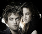 Robert Pattinson Kristen Stewart Rock 1280x1024