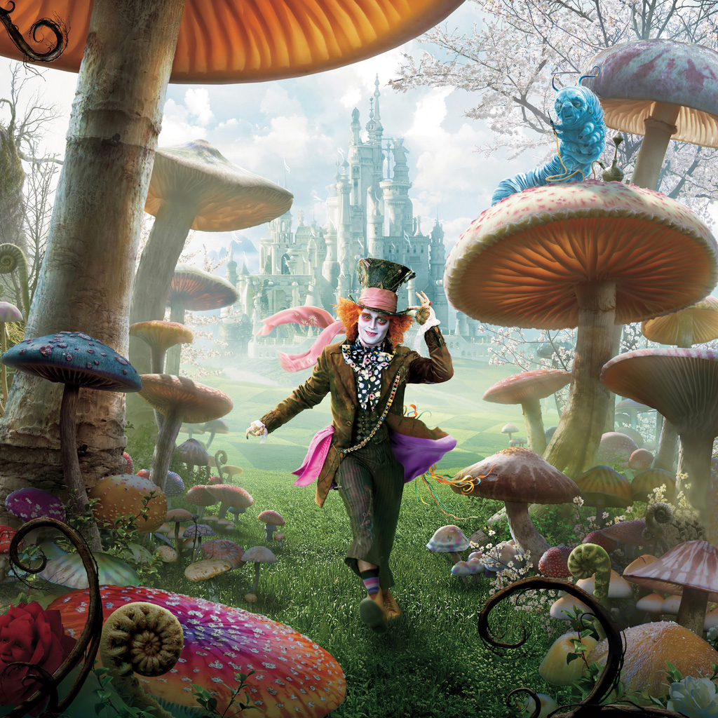 alice in wonderland x pics