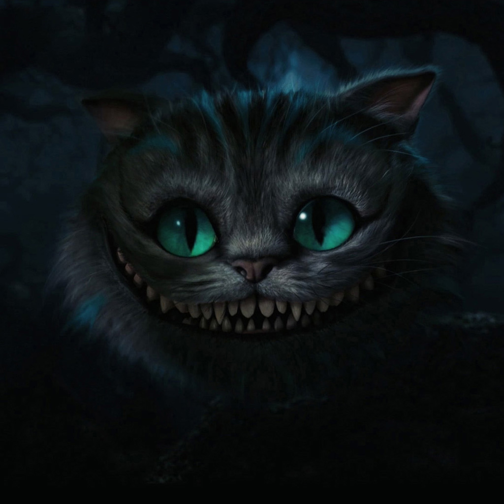 Alice in wonderland animals and backgrounds ipad wallpapers cheshire cat voltagebd Gallery
