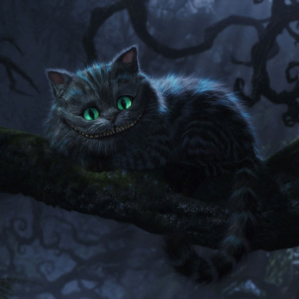 Disney Cheshire Cat Wallpaper