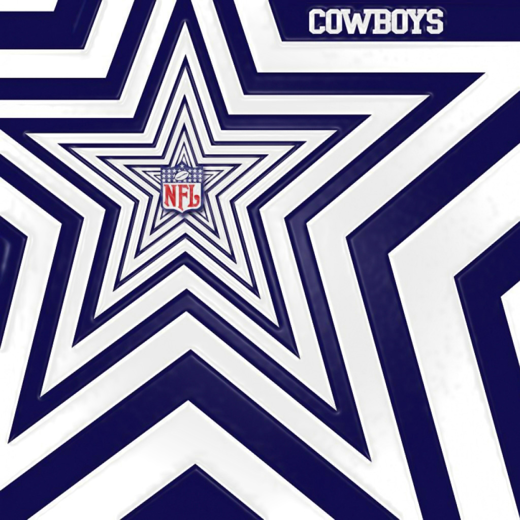 dallas cowboys team logo ipad wallpapers