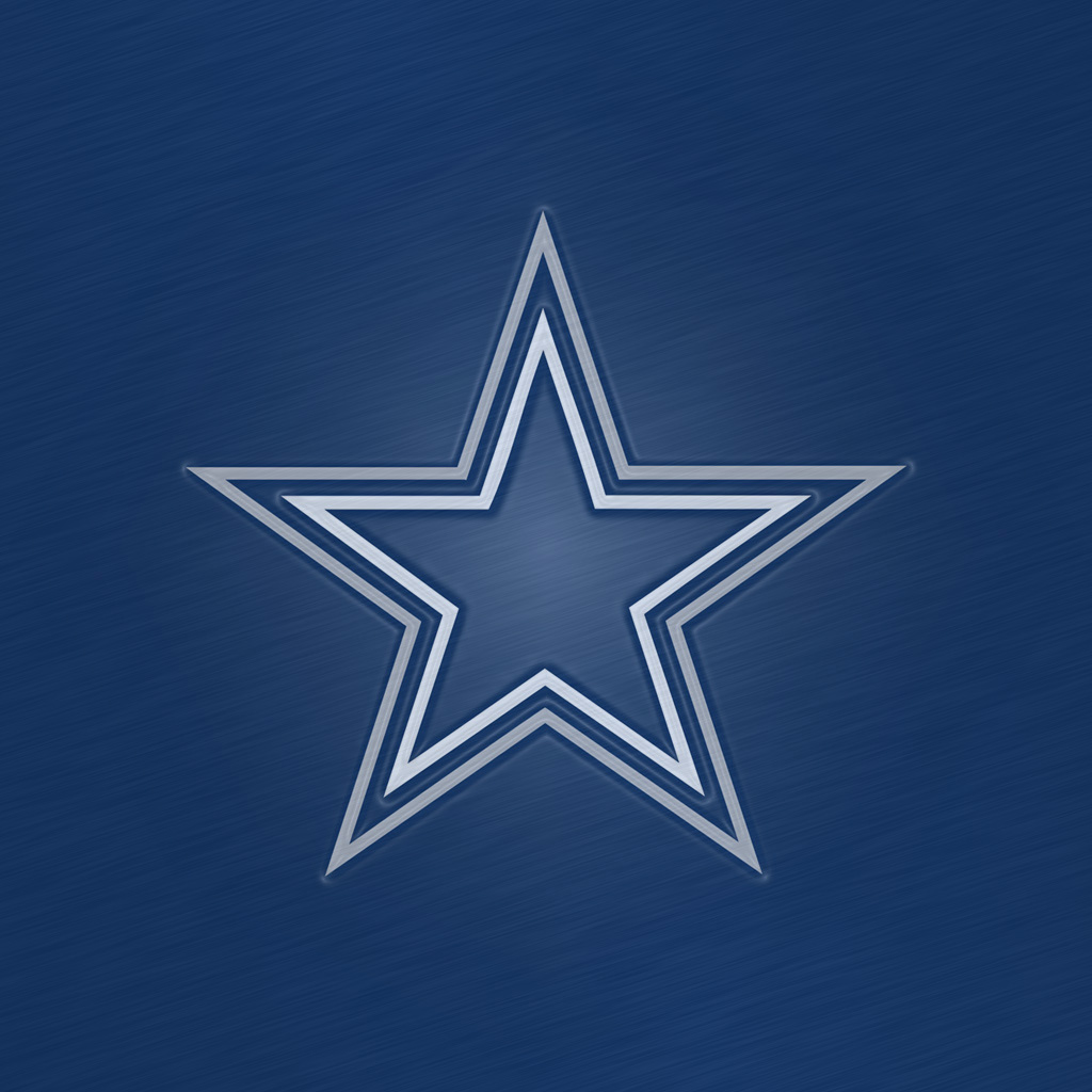 photo relating to Dallas Cowboys Star Stencil Printable titled Dallas_Cowboys blue ipad 1024emsteel Electronic Citizen