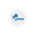 Detroit Lions (button)