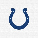 Indianapolis Colts (burlap)