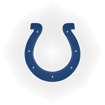 Indianapolis Colts (emboss)