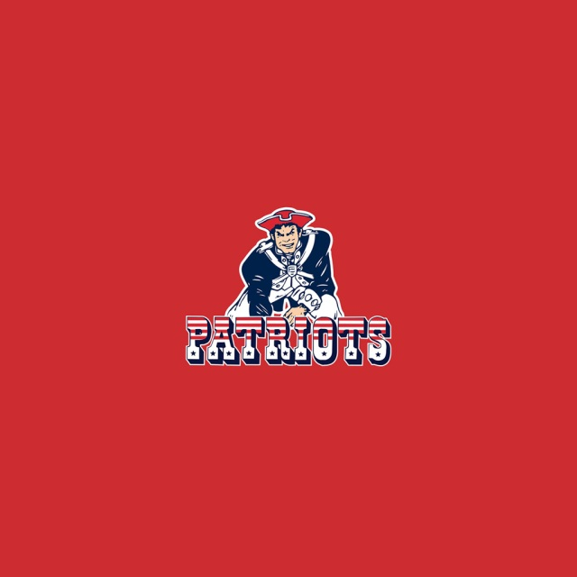 Patriots Logo Wallpaper: New England Patriots Ancient IPad 1024small