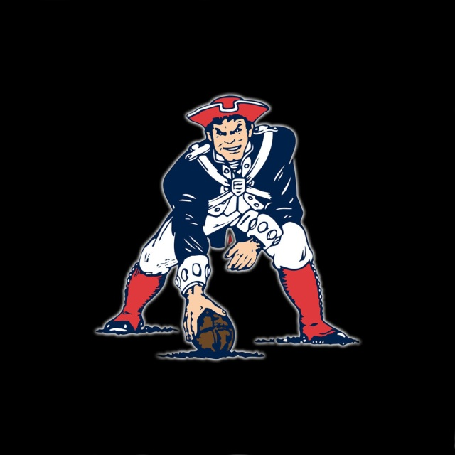 Patriots Logo Wallpaper: New England Patriots Ancient2 IPad 1024×1024
