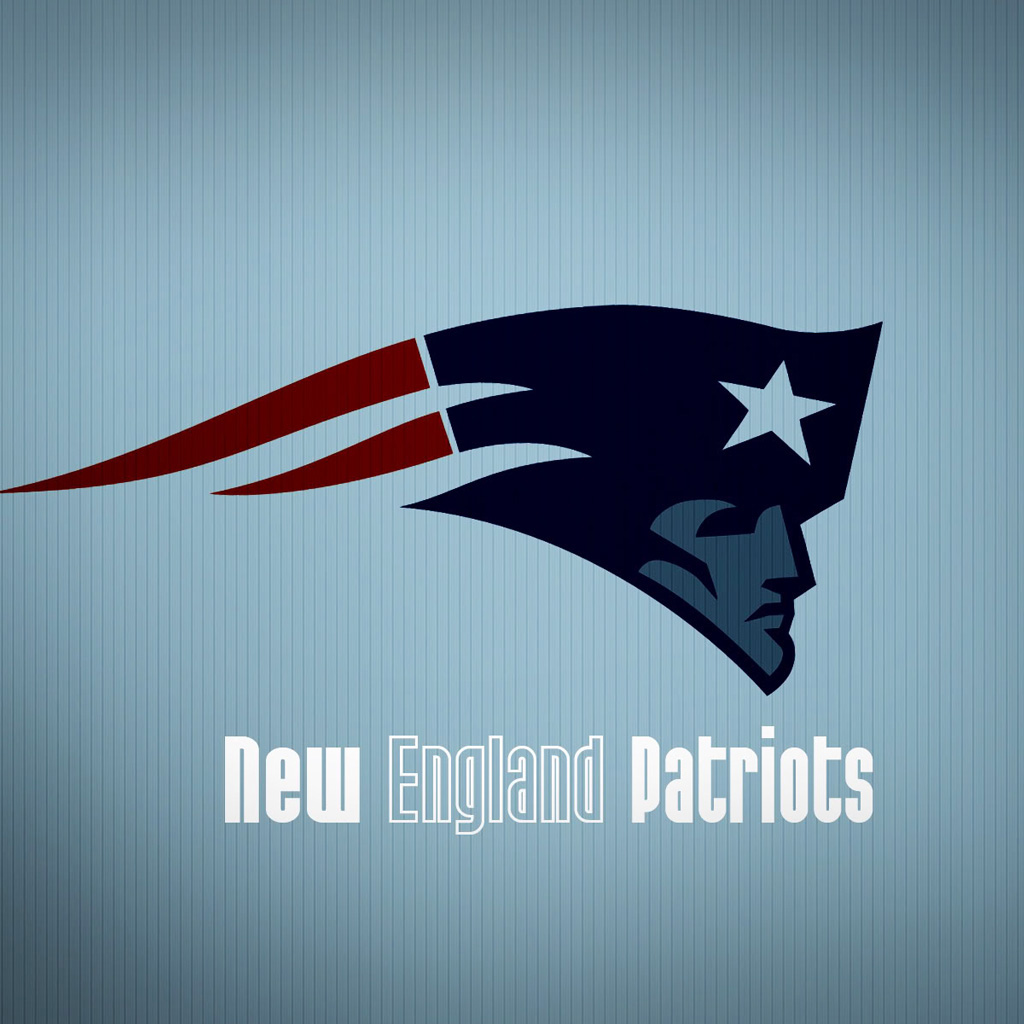 Patriots Logo Wallpaper: IPad Wallpapers With The New England Patriots Team Logos