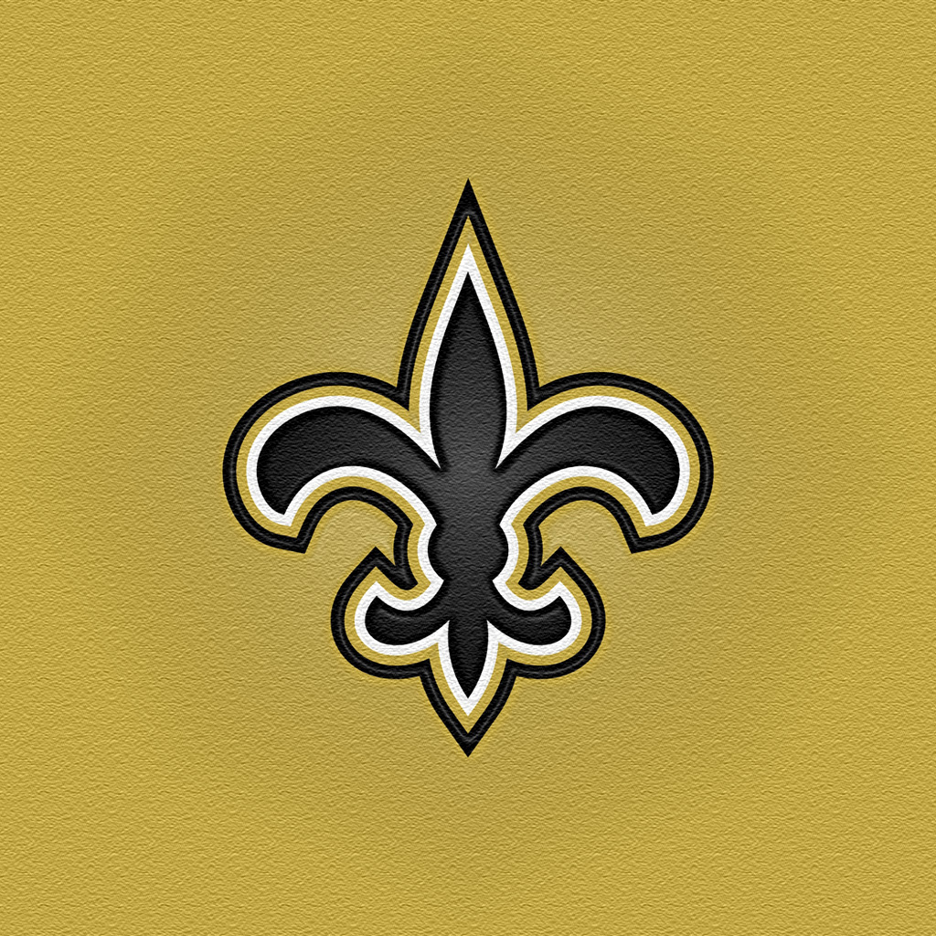 New Orleans Saints Team Logo Ipad Wallpapers Digital Citizen