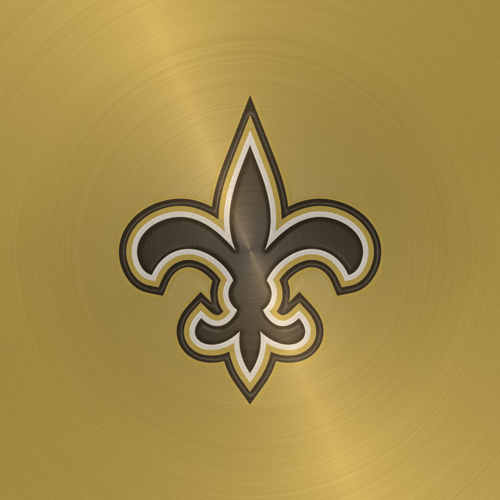 New orleans saints team logo ipad wallpapers digital citizen biocorpaavc Gallery