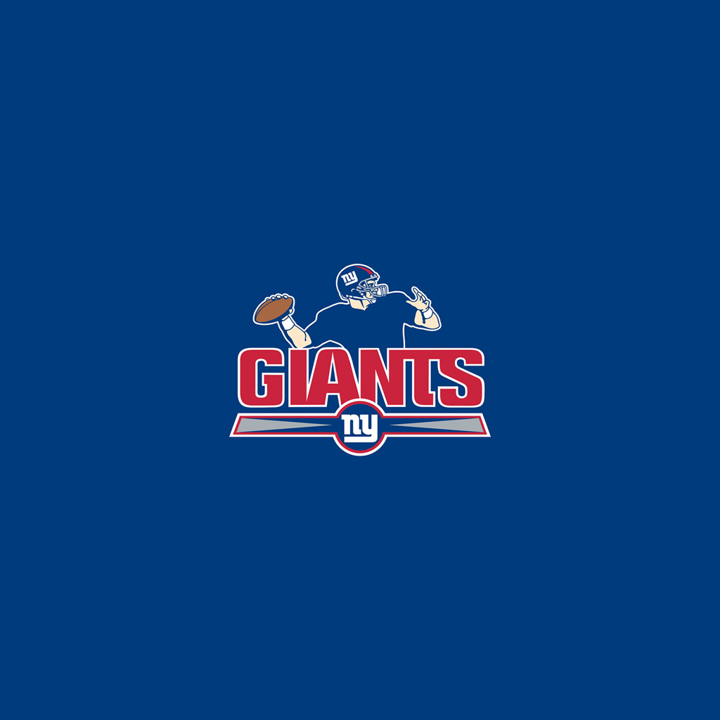 New York Giants Team Logos IPad Wallpapers