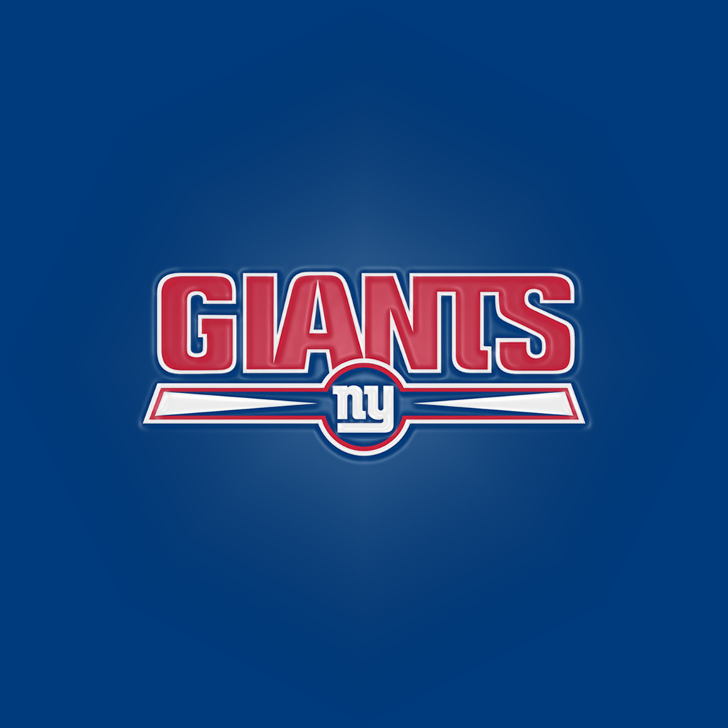 Unique Iphone Wallpapers: New York Giants Team Logos IPad Wallpapers