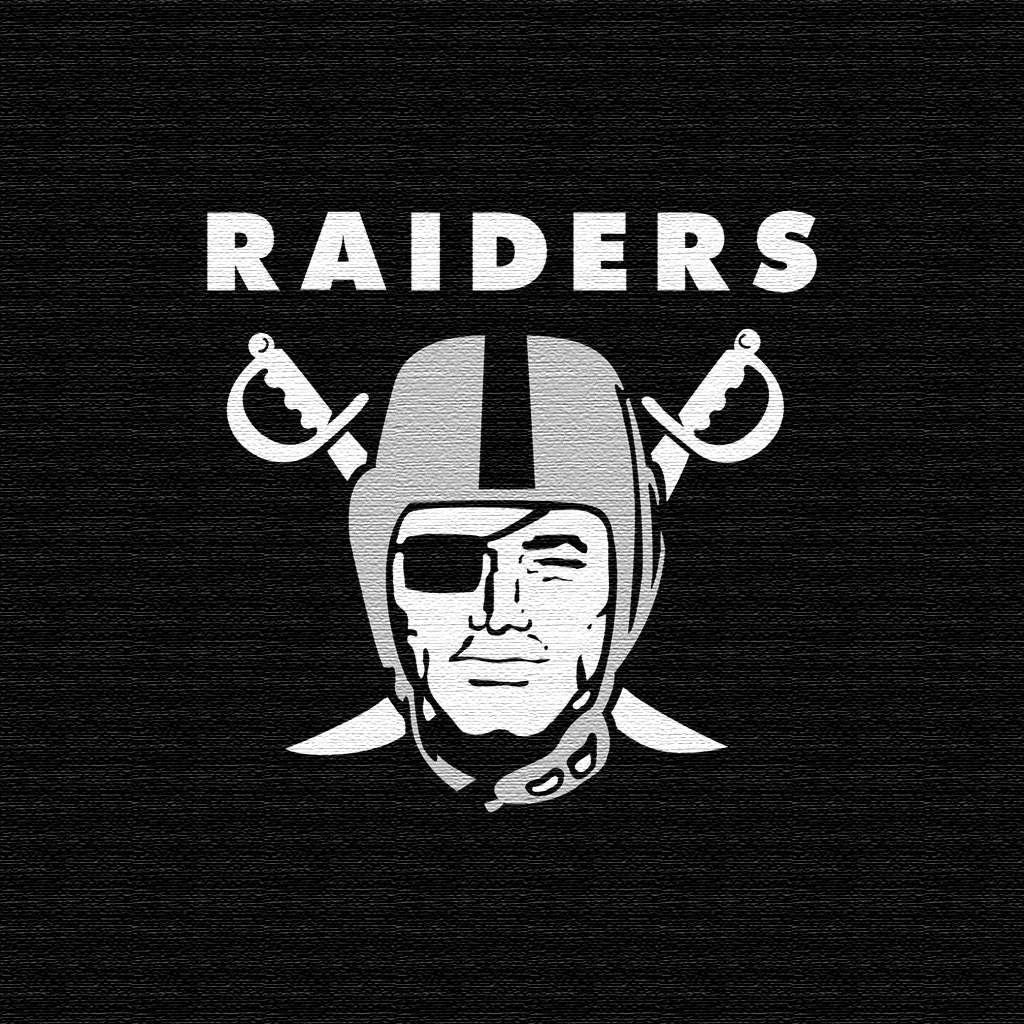 iPad Wallpapers with the Oakland Raiders Team Logos – Digital Citizen