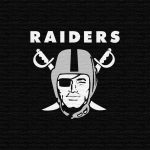 Oakland Raiders (canvas)