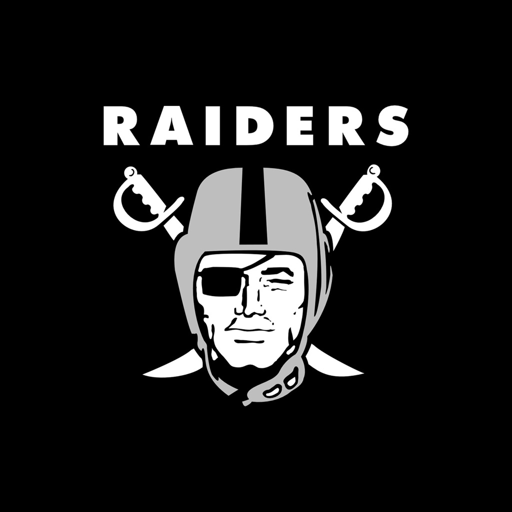 ipad wallpapers with the oakland raiders team logos Raiders Logo Stencil Oakland Raiders New Logo
