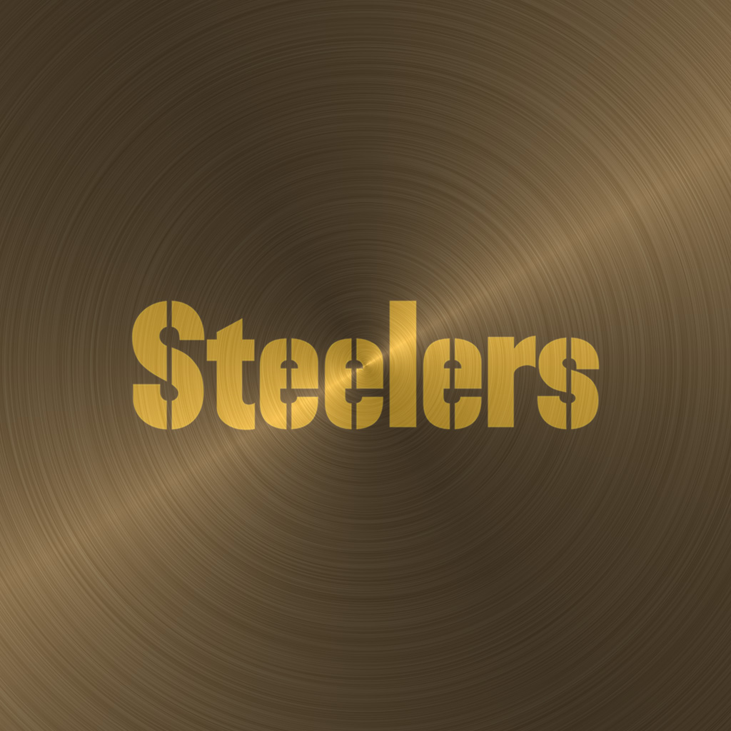 iPad Wallpapers with the Pittsburgh Steelers Team Logos | Digital ...