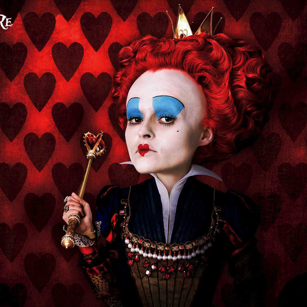 Red Queen And Queen Of Hearts