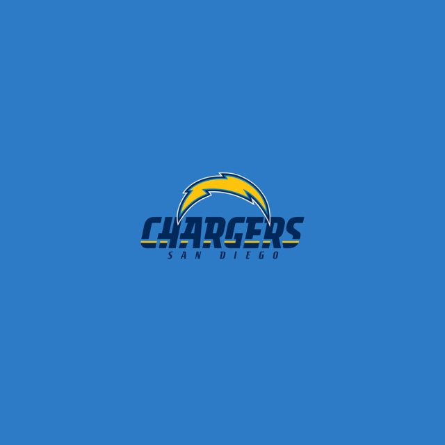 San Diego Chargers Fans: San Diego Chargers Dark IPad 1024small