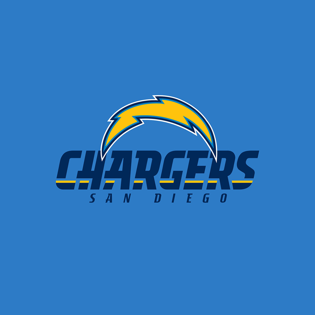 iPad Wallpapers with the San Diego Chargers Team Logos ... Qualcomm Stadium Chargers Wallpaper