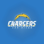 San Diego Chargers (emboss)