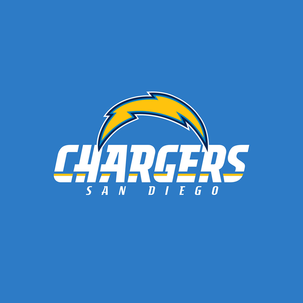 Ipad wallpapers with the san diego chargers team logos digital citizen voltagebd Images