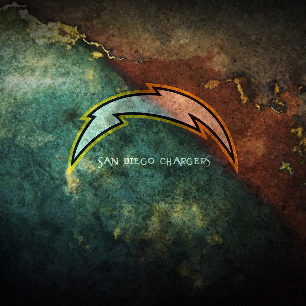 San Diego Chargers Desktop Wallpaper: IPad Wallpapers With The San Diego Chargers Team Logos
