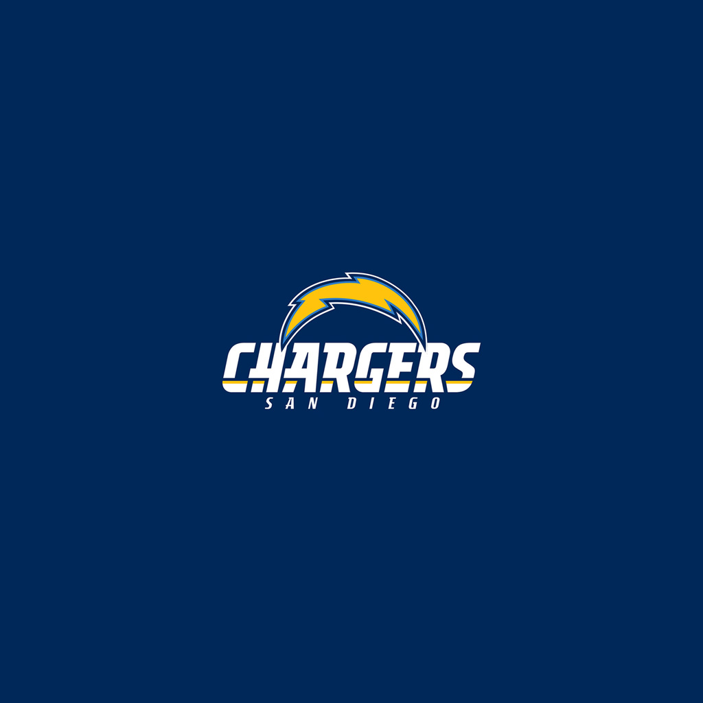 San Diego Chargers Fans: IPad Wallpapers With The San Diego Chargers Team Logos