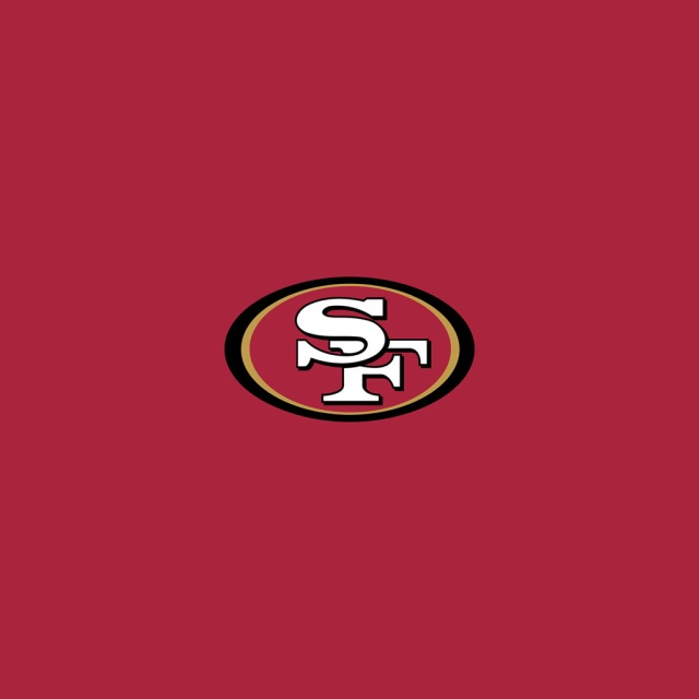 San Francisco 49ers Team Logo iPad Wallpapers » San Francisco 49ers