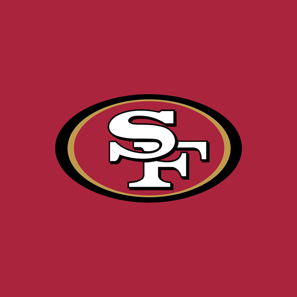 san francisco 49ers team logo ipad wallpapers u2013 digital citizen