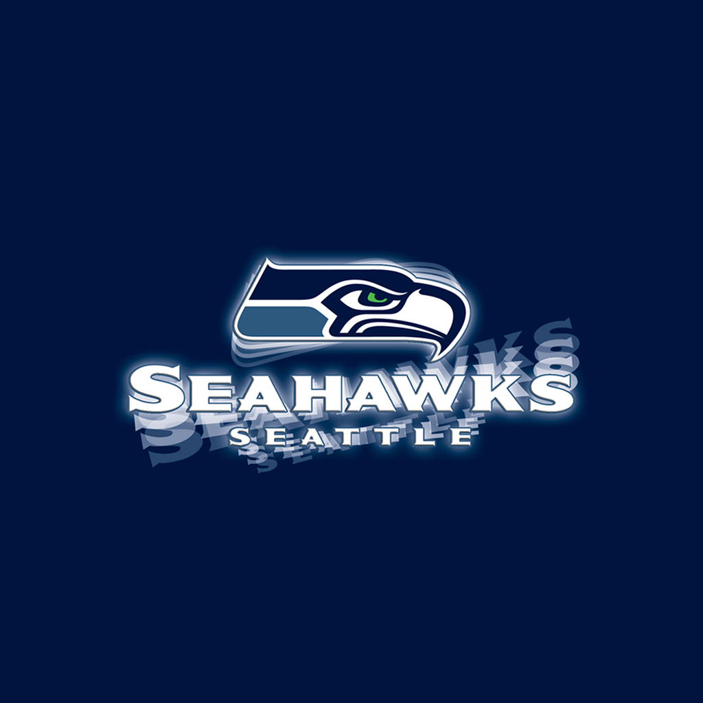 Seattle seahawks team logo ipad wallpapers digital citizen voltagebd Image collections