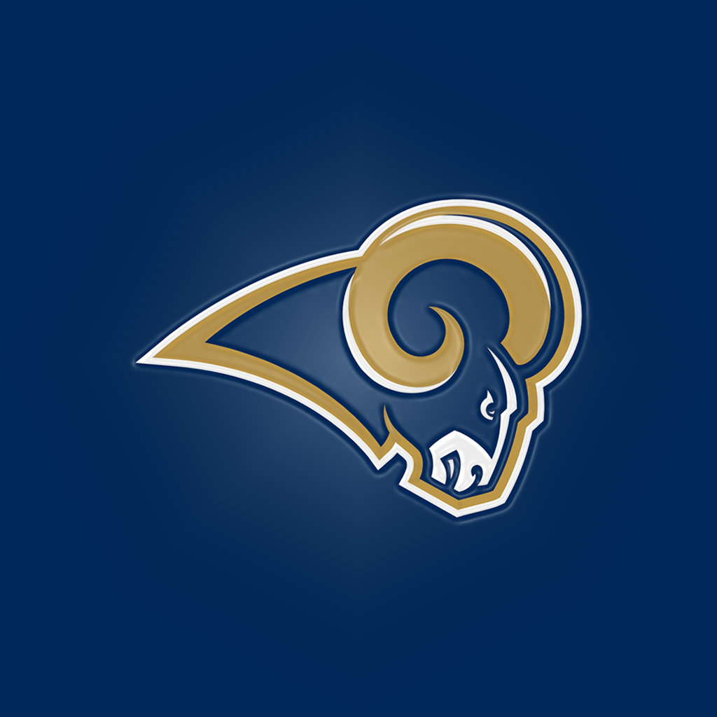 St Louis Rams Team Logo IPad Wallpapers Digital Citizen
